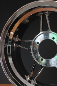BAT wheel 5.5J chrome
